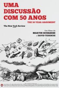 Poster do filme Uma Discussão Com 50 Anos / The 50 Year Argument (2014)