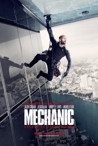 Poster do filme Mechanic: Assassino Profissional / Mechanic: Resurrection (2016)