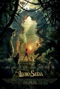 Poster do filme O Livro da Selva / The Jungle Book (2015)