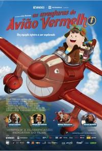 Poster do filme As Aventuras do Avião Vermelho (2012)