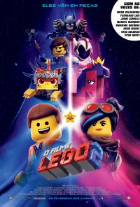 Poster do filme O Filme LEGO 2 / The Lego Movie 2: The Second Part (2019)