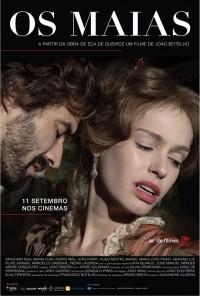 Poster do filme Os Maias - Cenas da Vida Romântica (2014)