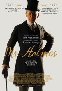 Poster do filme Mr. Holmes (2015)