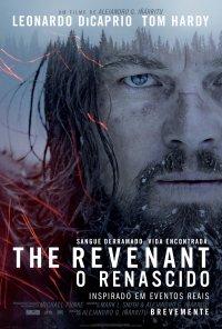 Poster do filme The Revenant: O Renascido / The Revenant (2015)