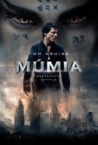 Poster do filme A Múmia / The Mummy (2017)