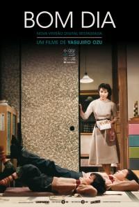 Poster do filme Bom Dia / Ohayô (1959)