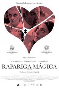 Poster do filme Rapariga Mágica / Magical Girl (2014)