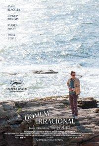 Poster do filme Homem Irracional / Irrational Man (2015)
