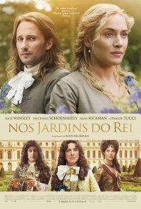 Poster do filme Nos Jardins do Rei / A Little Chaos (2014)