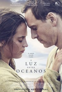 Poster do filme A Luz Entre Oceanos / The Light Between Oceans (2015)