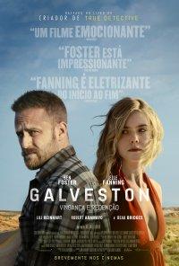 Poster do filme Galveston - Vingança e Redenção / Galveston (2018)