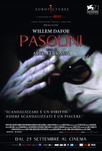 Poster do filme Pasolini (2014)