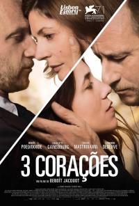 Poster do filme Três Corações / 3 Coeurs (2014)