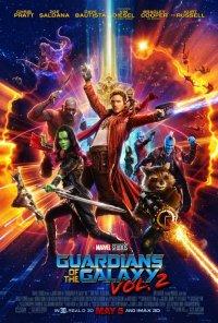 Poster do filme Guardiões da Galáxia Vol. 2 / Guardians of the Galaxy Vol. 2 (2017)