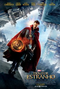 Poster do filme Doutor Estranho / Doctor Strange (2016)