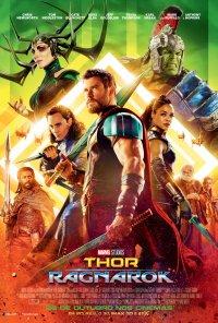 Poster do filme Thor: Ragnarok (2017)