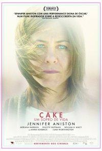 Poster do filme Cake - Um Sopro de Vida / Cake (2014)