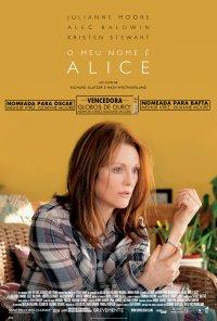 Poster do filme O Meu Nome é Alice / Still Alice (2014)