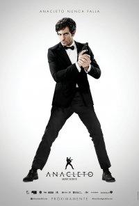 Poster do filme Anacleto: Agente Secreto (2015)
