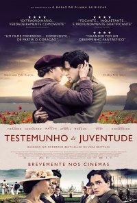 Poster do filme Testemunho de Juventude / Testament of Youth (2014)