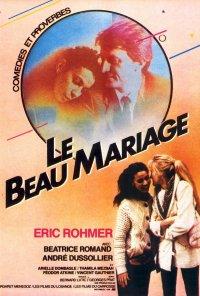 Poster do filme O Bom Casamento (reposição) / Le Beau Mariage (1982)