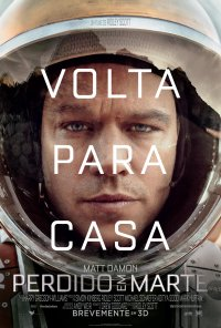 Poster do filme Perdido em Marte / The Martian (2015)