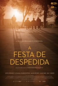 Poster do filme A Festa de Despedida / Mita Tova / The Farewell Party (2014)