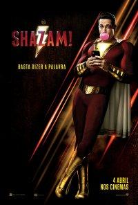 Poster do filme Shazam! (2019)