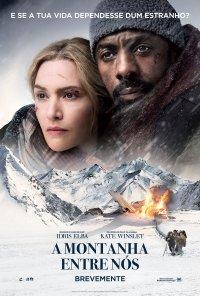 Poster do filme A Montanha Entre Nós / The Mountain Between Us (2017)