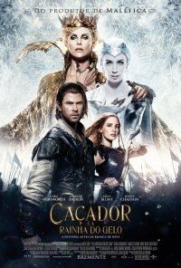 Poster do filme O Caçador e a Rainha do Gelo / The Huntsman Winter's War (2016)
