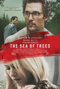 Poster do filme O Mar de Árvores / The Sea of Trees (2015)