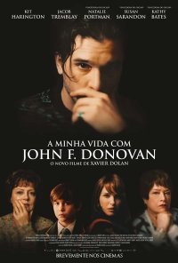 Poster do filme A Minha Vida Com John F. Donovan / The Death & Life of John F. Donovan (2019)