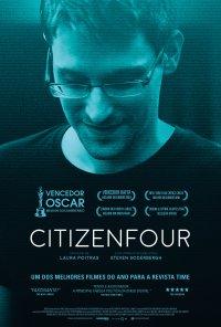 Poster do filme Citizenfour (2014)