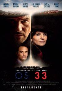 Poster do filme Os 33 / The 33 (2015)