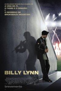 Poster do filme Billy Lynn / Billy Lynn's Long Halftime Walk (2016)