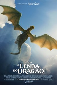Poster do filme A Lenda do Dragão / Pete's Dragon (2016)