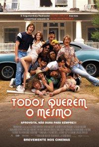 Poster do filme Todos Querem o Mesmo / Everybody Wants Some (2015)