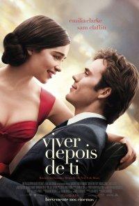 Poster do filme Viver Depois de Ti / Me Before You (2016)