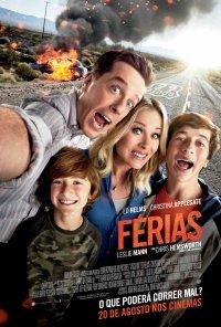 Poster do filme Férias / Vacation (2015)