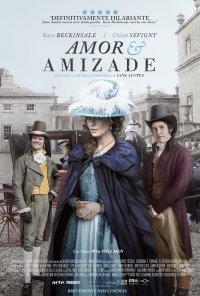 Poster do filme Amor e Amizade / Love & Friendship (2016)