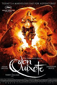 Poster do filme O Homem Que Matou Don Quixote / The Man Who Killed Don Quixote (2018)