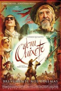 Poster do filme O Homem Que Matou Don Quixote / The Man Who Killed Don Quixote (2018)