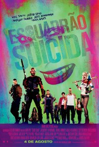 Poster do filme Esquadrão Suicida / Suicide Squad (2016)
