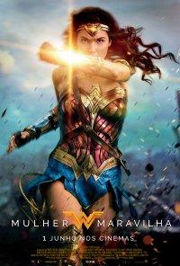 Poster do filme Mulher Maravilha / Wonder Woman (2017)