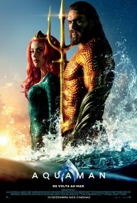 Poster do filme Aquaman (2018)