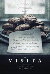 Poster do filme A Visita / The Visit (2015)