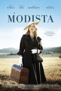 Poster do filme A Modista / The Dressmaker (2015)