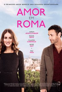 Poster do filme Amor em Roma / All Roads Lead to Rome (2015)