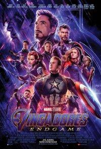 Poster do filme Vingadores: Endgame / Avengers: Endgame (2019)