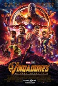 Poster do filme Vingadores: Guerra do Infinito / Avengers: Infinity War (2018)